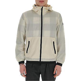 Woolrich Woou0188mrut20548929re Men's Beige Nylon Outerwear Jacket