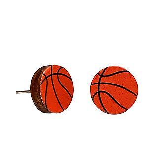 Basket Stud Örhängen