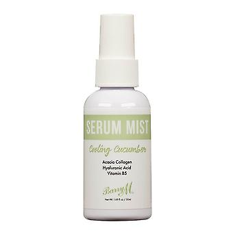 Barry M 3 X Barry M Cooling Cucumber Serum Mist