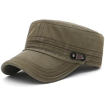 Men Women Outdoor Sun Hats, Military Cap