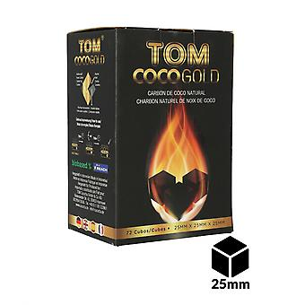 Tom Cococha Coals 1kg de Ouro