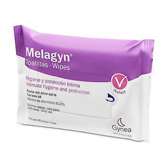 Melagyn Flow Pack Wipes 15 units