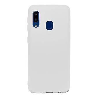 Ultra-Slim Case compatible with Samsung Galaxy A10e | In White |