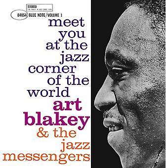 Blakey,Art & Jazz Messengers - Meet You At The Jazz Corner Of The World 1 [Vinyl] USA import