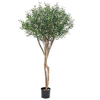 Keinotekoinen oliivivarjo deluxe 165 cm