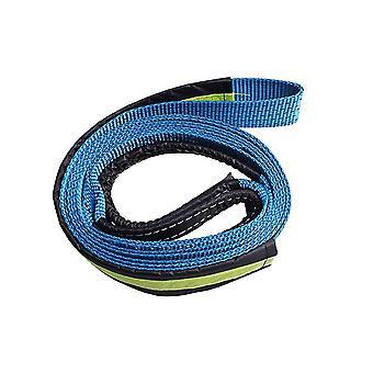 Câble synthétique de corde de treuil avec le crochet en forme de vous