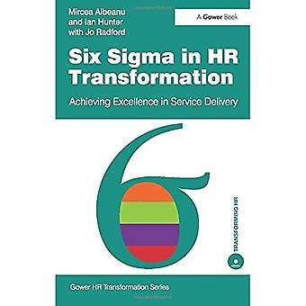 Six Sigma in HR Transformation