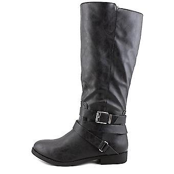 Style & Co. Womens Mimeault fermé Toe Knee High Fashion bottes
