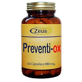 Suplementos Zeus Preventi-Ox 60 kapsułek