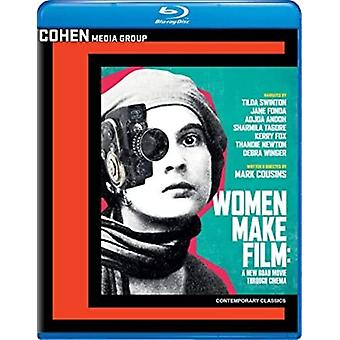 Women Make Film: New Road Movie Through Cinema [Blu-ray] USA import