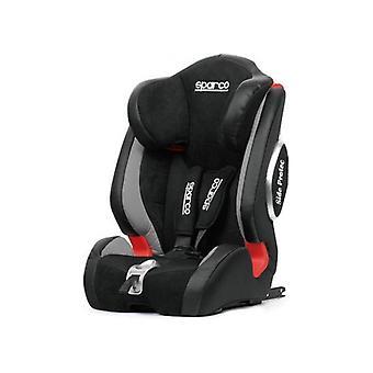 Chaise de voiture Sparco F1000KI Noir/Gris