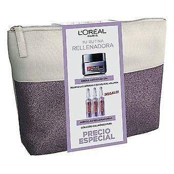 Unisex Kosmetiikkasarja Revitalift Filler L'Oreal Make Up Anti-Ageing (5 kpl)