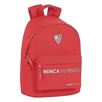 Laptop Backpack Sevilla Fútbol Club 14,1'' Red