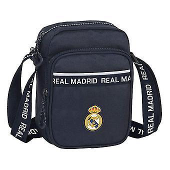 Borsa a tracolla Real Madrid C.F. Navy Blu