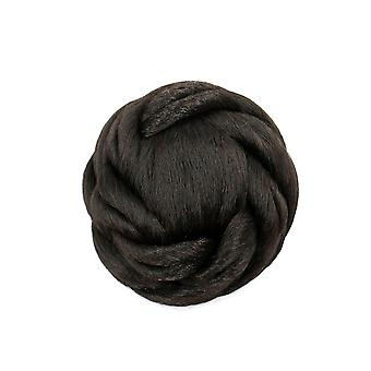 Synthetic Hair Bun Chignon Hair Bun Hairpin