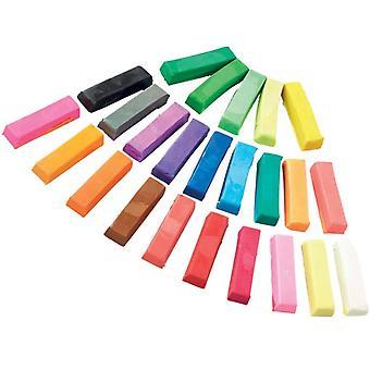 Plasticine 24 Colour Max