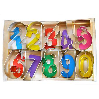 Number Cookie Cutter - Complete Set