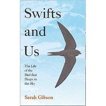 Vencejos y nosotros La vida del pájaro que duerme en el cielo