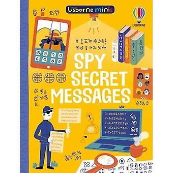 Spy Secret Messages Usborne Minis