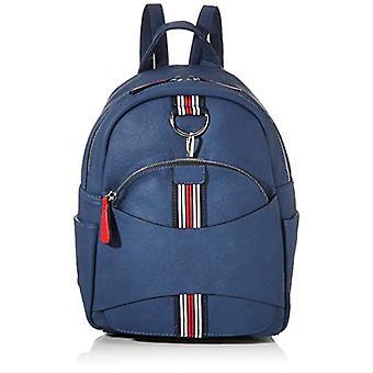 Rieker Handtasche, reppupussi. Nainen, sininen (pilotti/punainen), 320x145x250 senttimetriä (B x K x T)