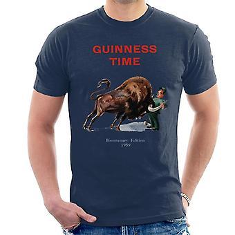 Guinness Time Bisontenary Edition Heren T-Shirt