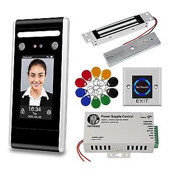 Sistema de control de acceso wifi facial de asistencia al tiempo