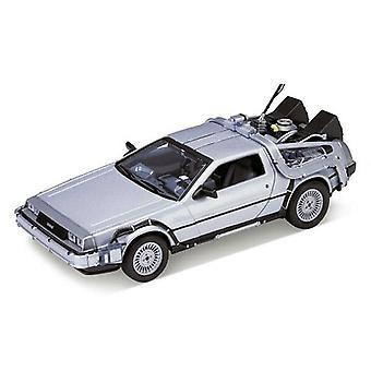 De Lorean DMC 12 Diecast modell bil från Tillbaka till framtiden del 1