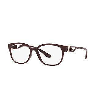 Dolce&Gabbana DG5066 3285 Transparent Bordeaux Glasses