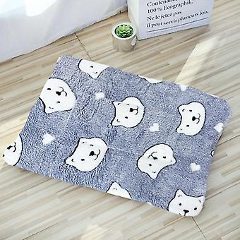 Thick Blankets In Winter, Cartoon Kennels For Pets, Warm Sleeping Mats
