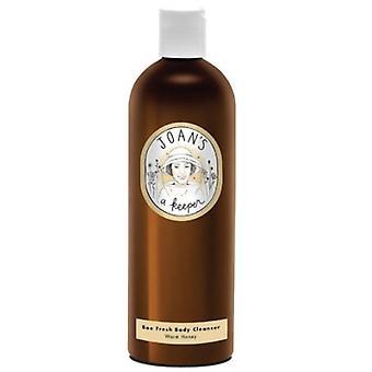 Joans A Keeper Bee Fresh Body Cleanser Warm Honey, 8 Oz