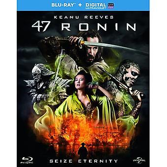 47 Ronin Blu-ray & UV Kopie
