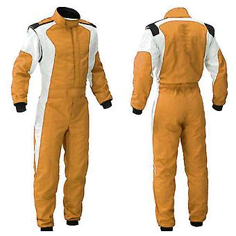 Kart/car racing suit  mustard  se-02