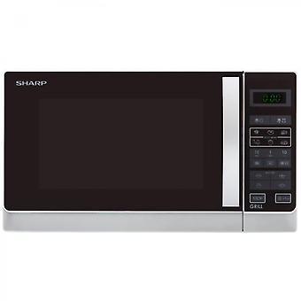 Sharp R-742ww 25l Microwave Oven