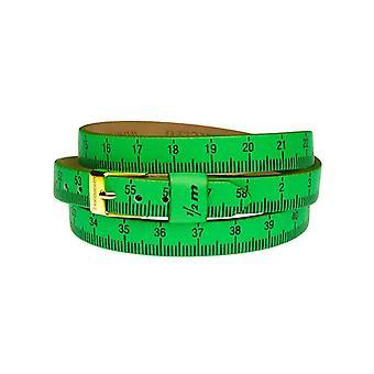 Il mezzometro fluo leather bracelet  bmm1110_m