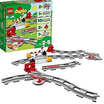 Lego Duplo My City 10882 I binari del treno