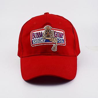 1994 Bubba gump креветки бейсболка мужчины женщины спортивные шляпы летняя шапка вышитая повседневная шляпа forrest gump caps костюм