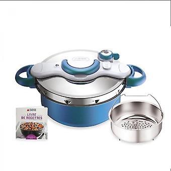 Seb P4705100 Pressure Cooker Pressure Cooker Clipsominut Duo - 5l