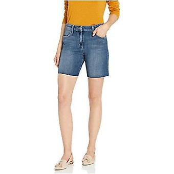 Joe's Jeans Women's Midrise Cut Off Bermuda Short