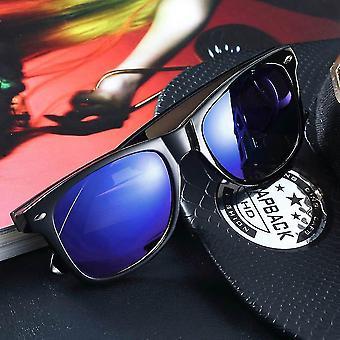 Přenosní muži Ženy Klasické Zrcadlo Venkovní brýle Sluneční Brýle Uv400 Ochrana