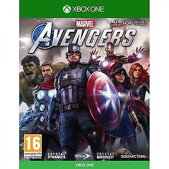 Marvels Avengers Xbox One-spel