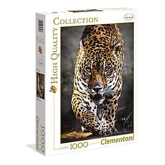 Clementoni Walk of the Jaguar Puzzle de haute qualité (1000 pièces)