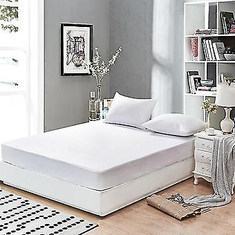 Smooth Waterproof Mattress Protector Cover For Bed