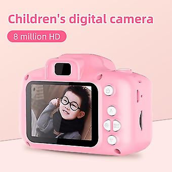 Cheap Rechargeable Photo Video Playback Cameras Kids Toy For Girl Mini Child Birthday Present