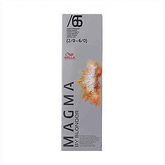 Colorant permanent Wella Magma 65 (120 g)