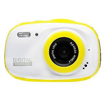Digital cameras video recorder camcorder birthday portable 2 inch hd screen kids christmas gifts timed shooting waterproof 6x