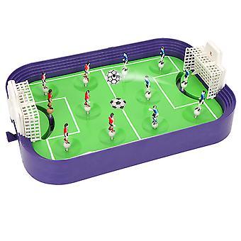 Homemiyn Table Top Football Game Kids Desktop Soccer Toy Funny Portable