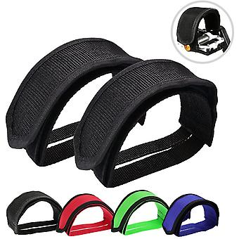 Bicycle Pedal Straps, Riding Harness, Bicycle Pedals, Dog Mouth Guard, Ultralight Color Pedal Harness