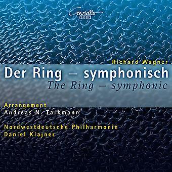 Wagner / Klajner / Nordwestdeutsche - Ring-Symphonic [SACD] USA import