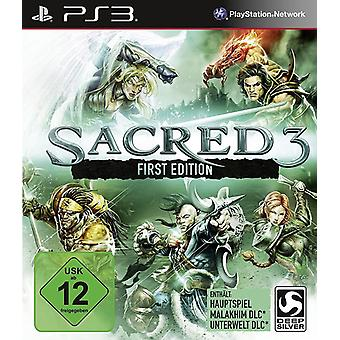 Sacred 3 First Edition - Sony PlayStation 3 PS3 Game