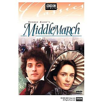 Middlemarch [DVD] USA import